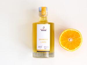 BRENNLUST | Orangen-Likör 35 cl