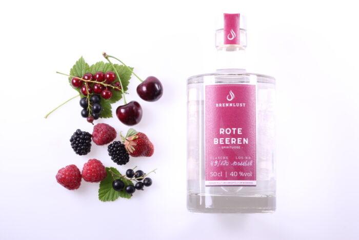 BRENNLUST | Rote Beeren Geist