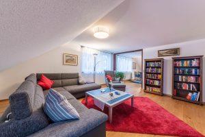 Ferienwohnung ReiseLUST: Wohnzimmer