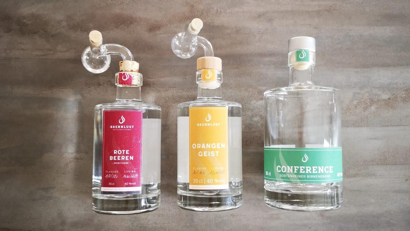 Blog-Beitrag: Eine Auswahl an Destillaten zum Selbstmixen eines Hard Seltzers